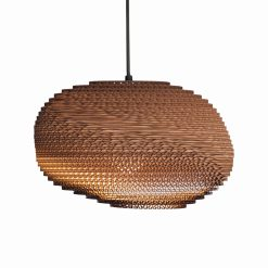 Graypants Scraplights Alki Pendant Natural