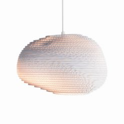 Graypants Scraplights Alki Pendant White